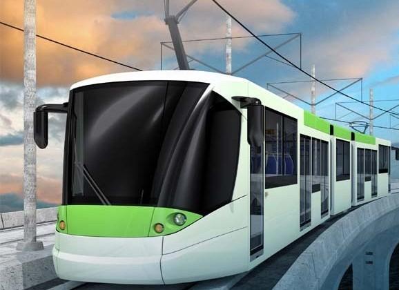 В Алматы появится легкорельсовый транспорт