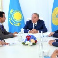 DPWorld заинтересована сотрудничеством впорту Актау