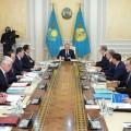 Заседание Совбеза провел Нурсултан Назарбаев