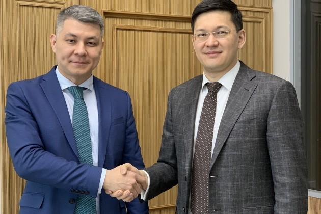 Экс-вице министр стал партнером «Dasco Consulting Group»