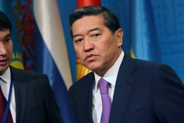 Министр обороны Казахстана подал в отставку