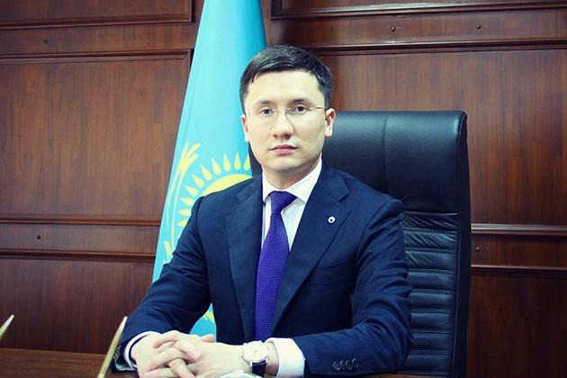 Олжас Смагулов назначен заместителем акима Актюбинской области