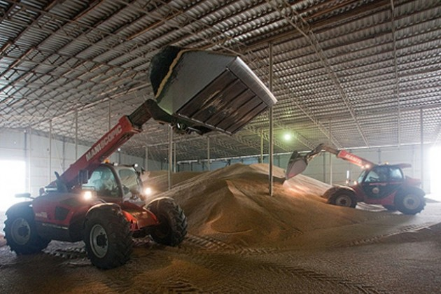 Хлебоприемный пункт заплатит за недостачу зерна
