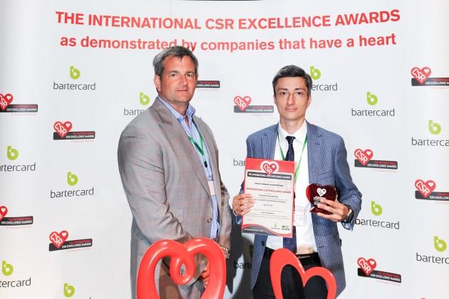 Проект «Фермеры Чилика» получил международную премию вЛондоне