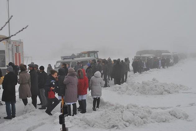 Установлен памятник погибшим в авиакатастрофе близ Алматы