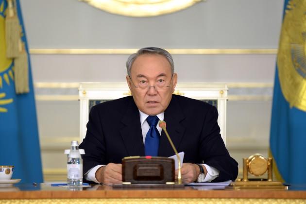 Нурсултан Назарбаев встретился с премьер-министром Венгрии