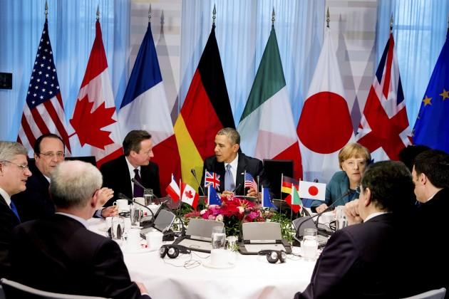 Страны G7 введут новые санкции против России