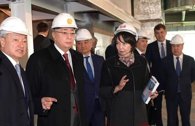 Комплекс «Абай Арена» в Семее достроят в этом году