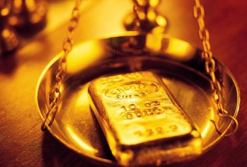 Спрос на золото снизился на 7,1%