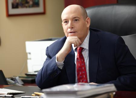 Майкл Эгглтон: «Основное препятствие для «генеральной уборки» в банковском секторе – налоговое законодательство»