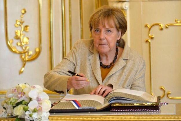 Ангела Меркель хочет партнерства с Россией