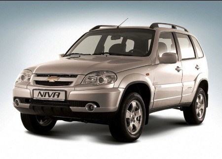 GM-АвтоВАЗ сокращает выпуск Chevrolet Niva