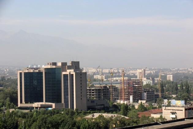 Алматы на 13 месте среди азиатских финансовых центров