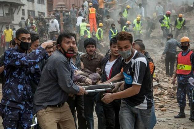 Число жертв землетрясения в Непале превысило 3,2 тыс. человек
