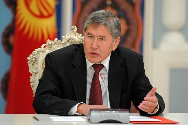 Астана ждет разъяснений отБишкека