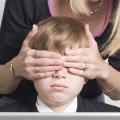 Отчего икак защищать детей винтернете