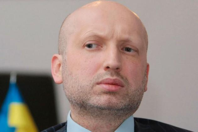 Турчинов допустил проведение референдума