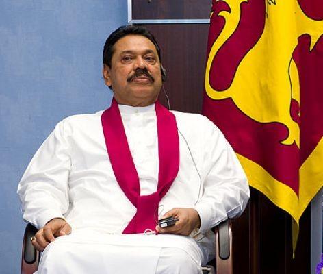 В Казахстан прибывает президент Шри-Ланки