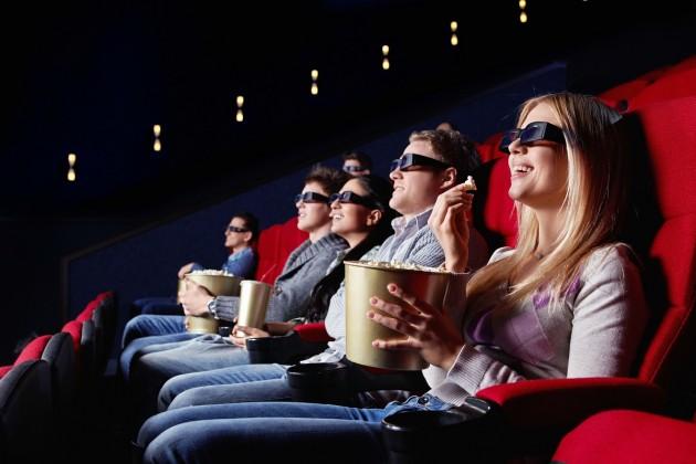 Кинотеатры неспешат поднимать цены