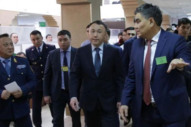 В Костанае открылся специализированный ЦОН