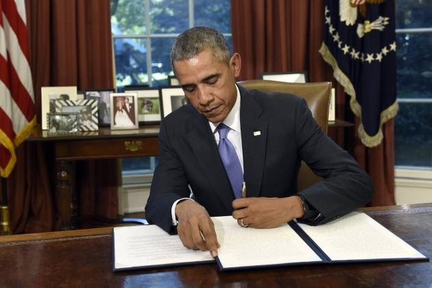 Барак Обама написал американцам прощальное письмо