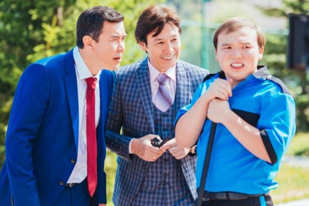 «Бизнес по-казахски вАмерике» стал самым кассовым отечественным фильмом