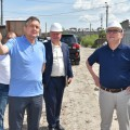 Ерик Султанов проинспектировал стройплощадки