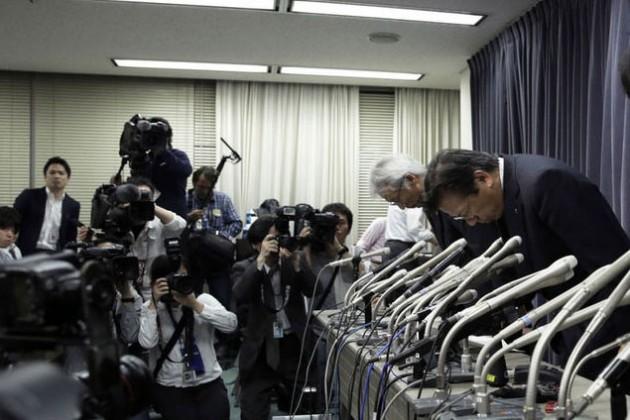 Президент Mitsubishi решил уйти в отставку