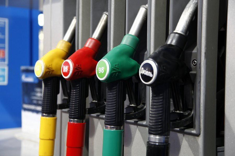 Стоимость бензина в странах мира
