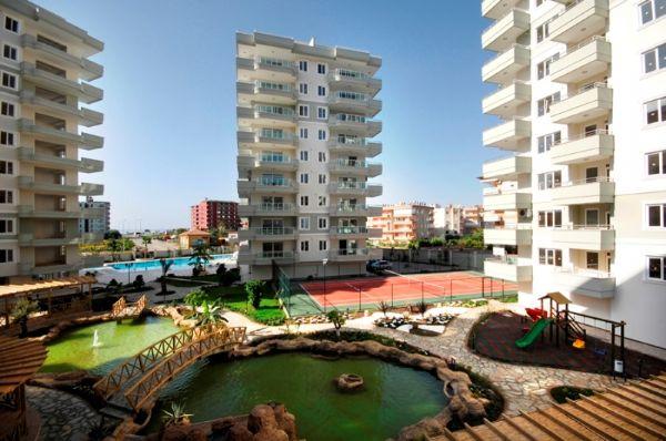 На 10% выросли цены на недвижимость в Турции