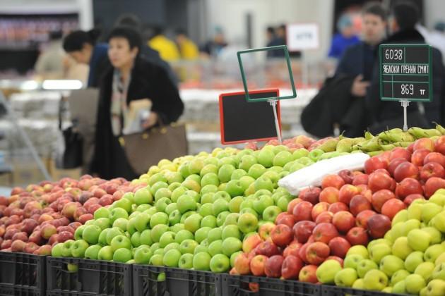 Продукты в Алматы с начала года подорожали на 4,7%