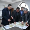 В Туркестане начали строить музей, стадион и медиацентр