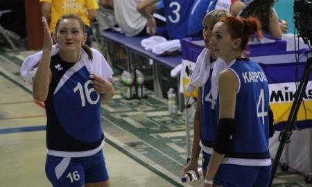 Женская сборная Казахстана по волейболу пробилась на ЧМ
