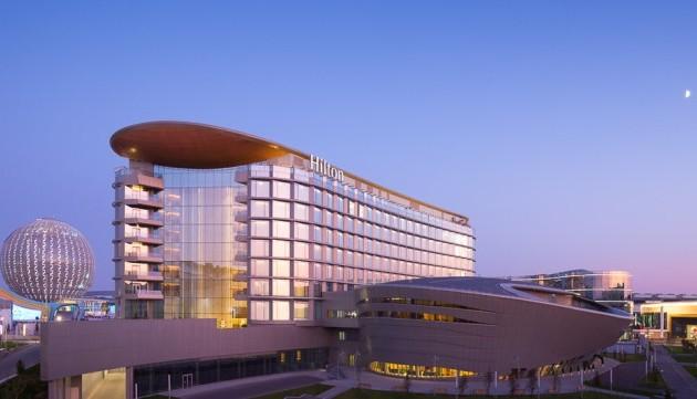 Hilton откроет вКазахстане еще два отеля