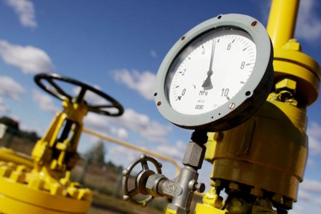 Сырьевой сектор пытается делать ставку надобычу газа