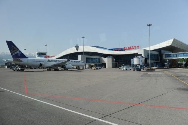 Эйр Астана продлила отмену рейсов в Дели