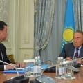 Нурсултан Назарбаев дал ряд поручений главе Службы внешней разведки
