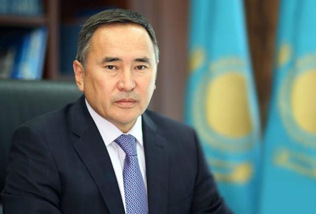 Аскар Мырзахметов стал акимом Жамбылской области