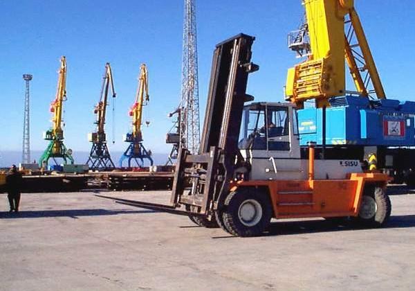 Автоматизация увеличит мощность порта Актау