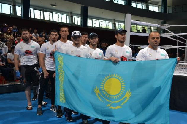 Сборная Казахстана по MMA начнет подготовку к чемпионату Европы
