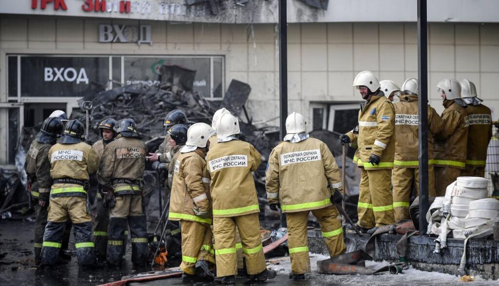 УвладелицыТЦ «Зимняя вишня» вКемерове прошли обыски