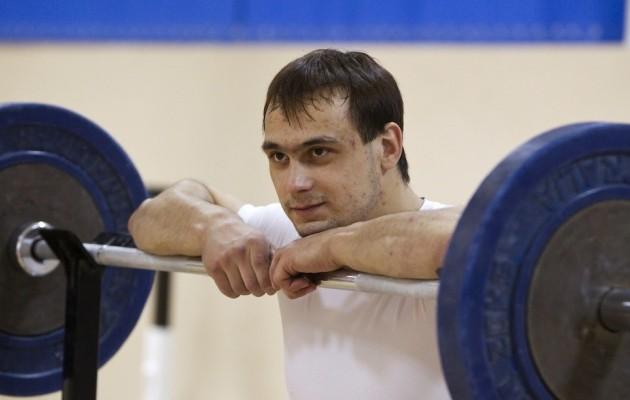 Казахстанские тяжелоатлеты продолжают подготовку к Рио-2016