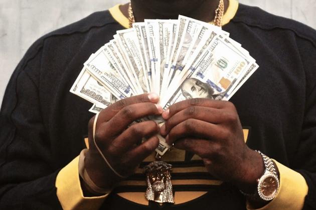 Начем рэперы зарабатывают больше всего
