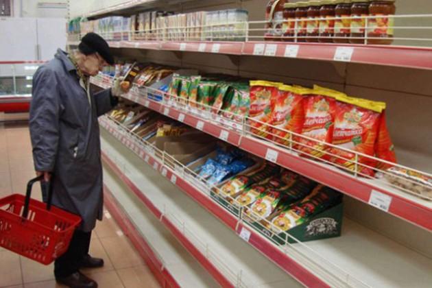 79% россиян ощутили на себе влияние санкций