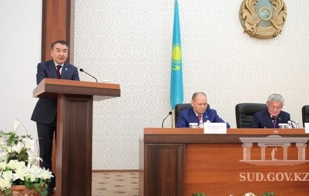 В двух областях сменились председатели судов