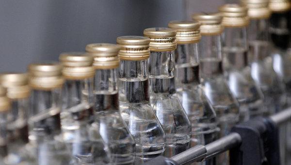 Казахстан снял запрет на реализацию российской водки