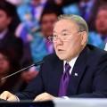 Нурсултан Назарбаев высказался оподарках кюбилею столицы