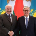Касым-Жомарт Токаев встретился с президентами Беларуси и Кыргызстана