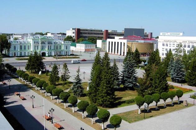 Назначен замакима Уральска