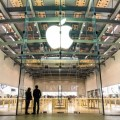 Apple разрабатывает изогнутый экран для iPhone
